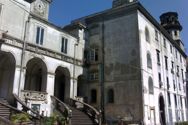 Museo delle Arti Sanitarie, Naples, Italy