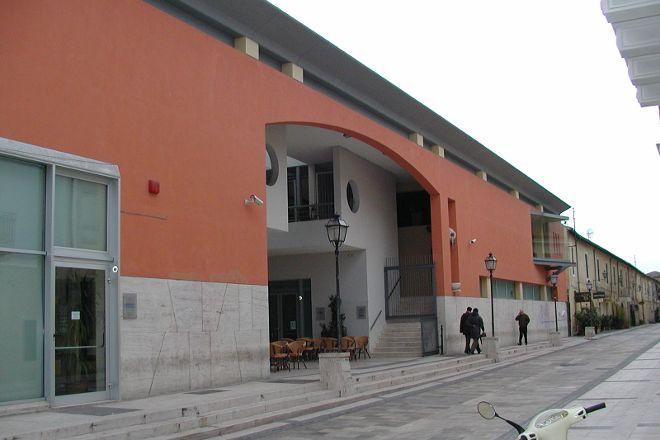 Museo delle Genti d'Abruzzo, Pescara, Italy