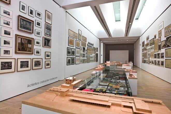Museo di Arte Moderna e Contemporanea di Trento e Rovereto, Rovereto, Italy