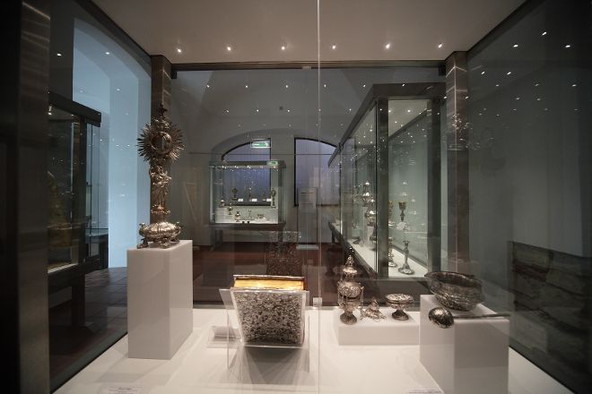Museo diocesano, Reggio Calabria, Italy