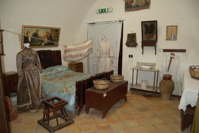 Museo Etnoantropologico, Sutera, Italy