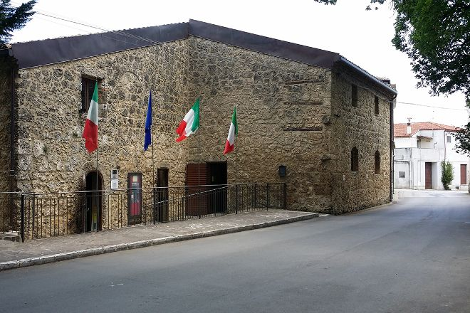 International War Museum of the World Wars, Rocchetta Nuova, Italy
