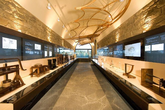 Museo Leonardiano di Vinci, Vinci, Italy
