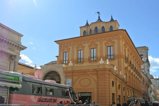 Museo Palazzo de' Mayo, Chieti, Italy