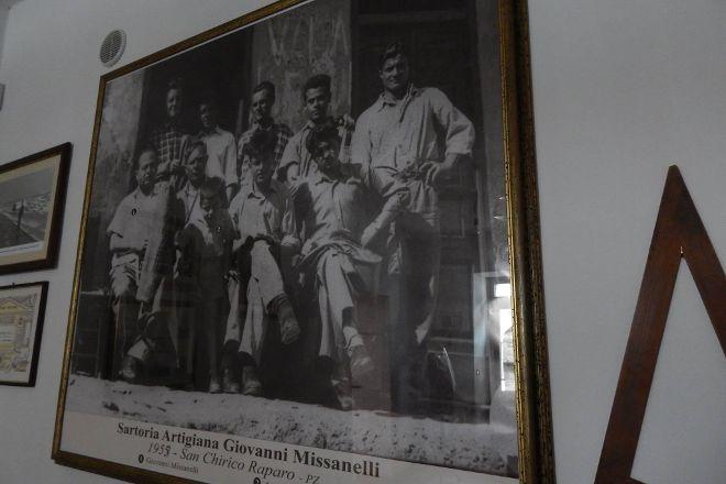 Museo Sartoria Giovanni Missanelli, San Chirico Raparo, Italy