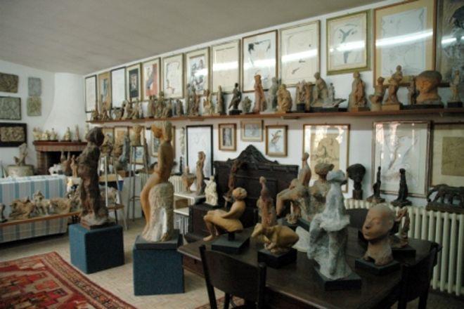 Museo Ugo Guidi, Forte Dei Marmi, Italy