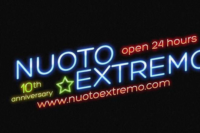 Nuoto Extremo by Nicco, Florence, Italy