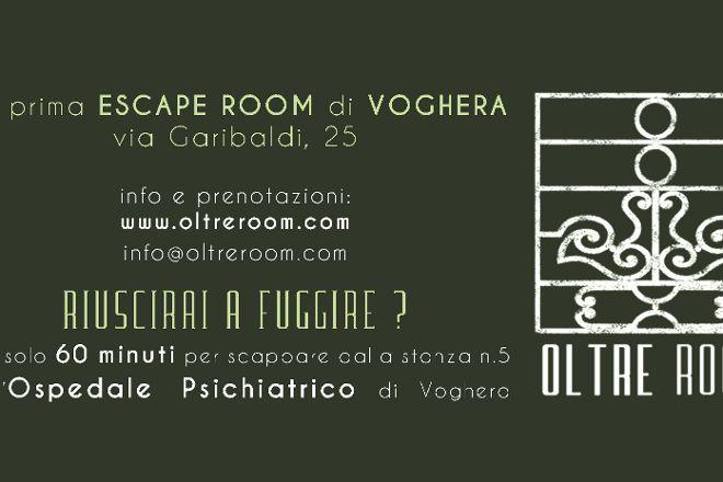 Oltre Room, Voghera, Italy