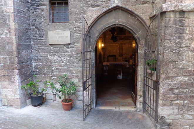 Oratorio S. Francesco Piccolino, Assisi, Italy