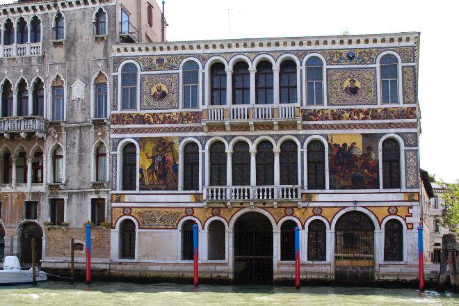 Palazzo Barbaro, Venice, Italy