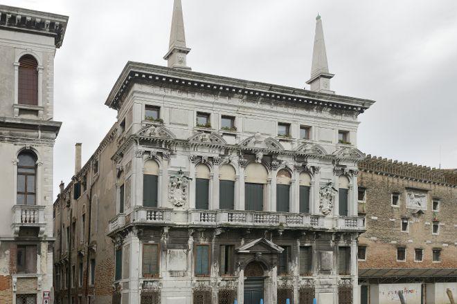 Palazzo Belloni Battagia, Venice, Italy