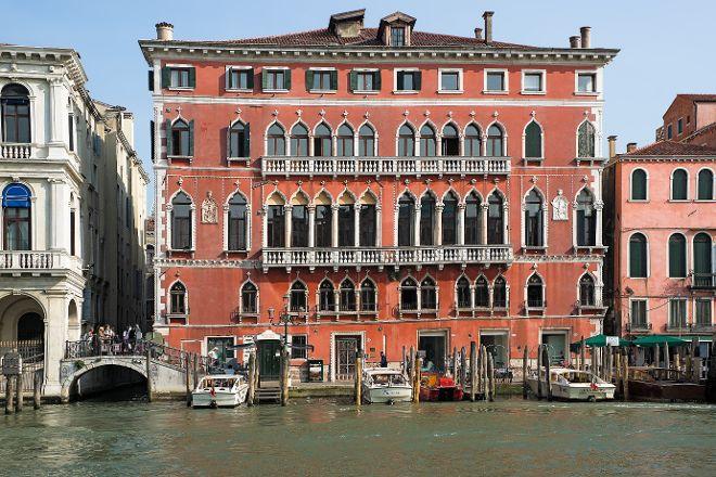 Palazzo Bembo, Venice, Italy