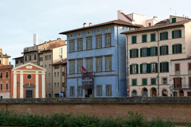 Palazzo Blu, Pisa, Italy
