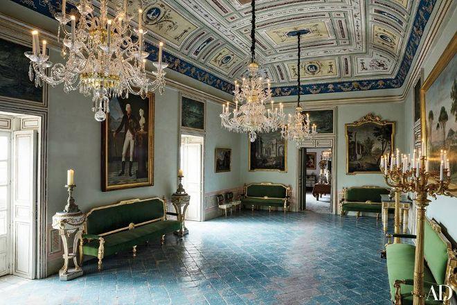 Palazzo Castelluccio, Noto, Italy