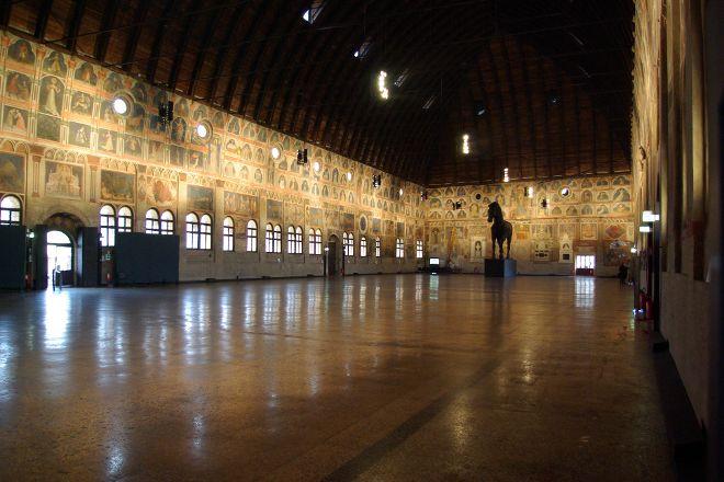 Ragione Palace, Padua, Italy