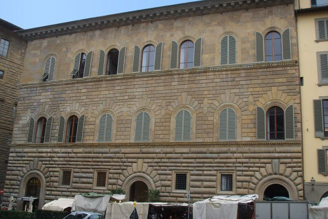 Palazzo Gondi, Florence, Italy