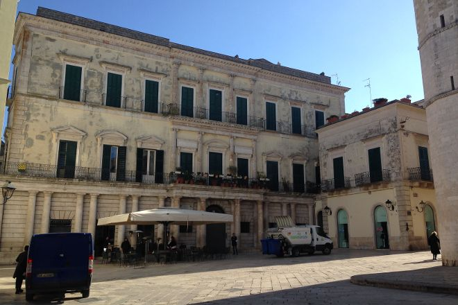 Palazzo Melodia, Altamura, Italy