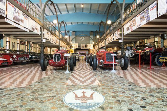 Panini Motor Museum, Modena, Italy