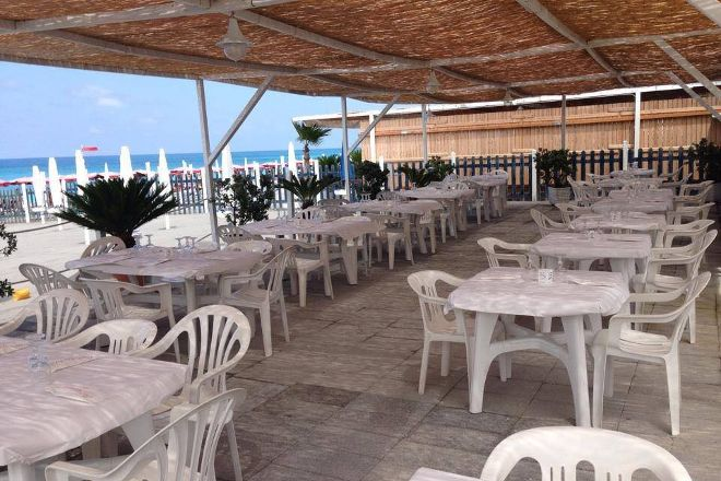 Paradise Beach, Scalea, Italy