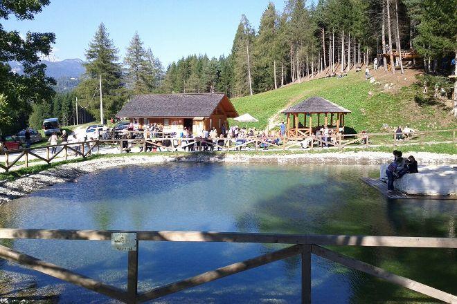Parco Avventura Caralte, Caralte, Italy