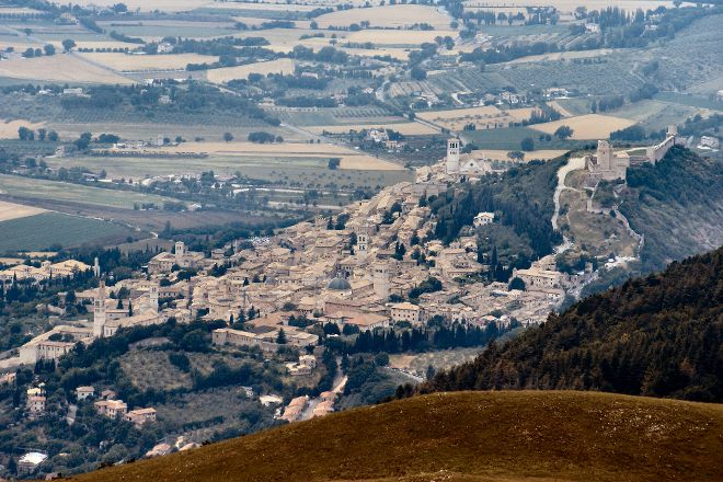Mount Subasio, Assisi, Italy