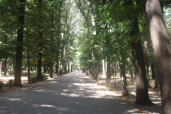 Parco delle Cascine, Florence, Italy