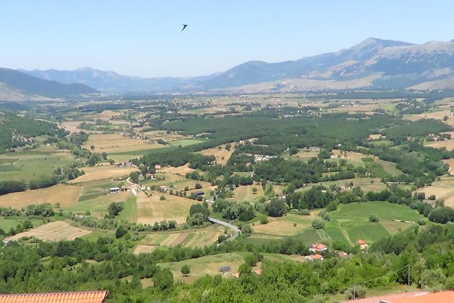 Parco Nazionale Appennino Lucano Val d'Agri Lagonegrese, Marsico Nuovo, Italy