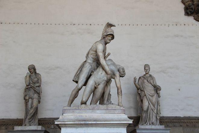 Patroclo e Menelao, Florence, Italy