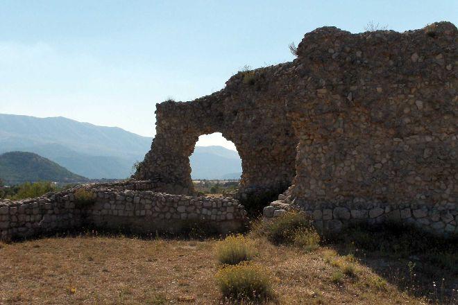Peltuinum, Prata d'Ansidonia, Italy