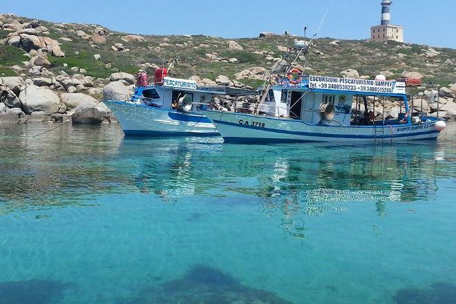 PescaTurismo Sampey, Villasimius, Italy