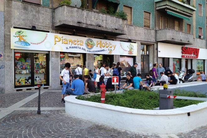 Pianeta Hobby, Milan, Italy