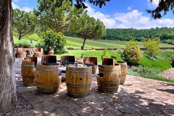 Poggio al Sole Winery, Tavarnelle Val di Pesa, Italy