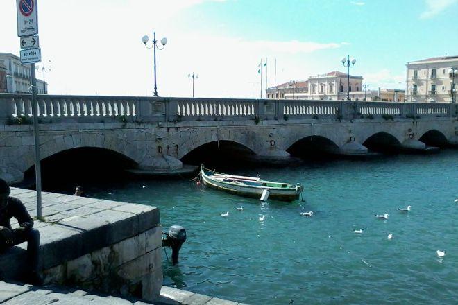 Porta Marina, Syracuse, Italy