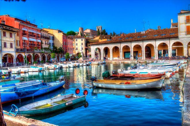 Porto Vecchio, Desenzano Del Garda, Italy