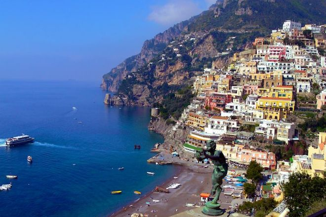 Positano Travelling, Positano, Italy