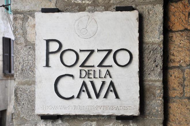 Pozzo della Cava, Orvieto, Italy