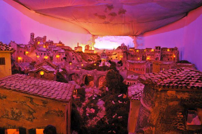 Presepi In Mostra, Fabriano, Italy
