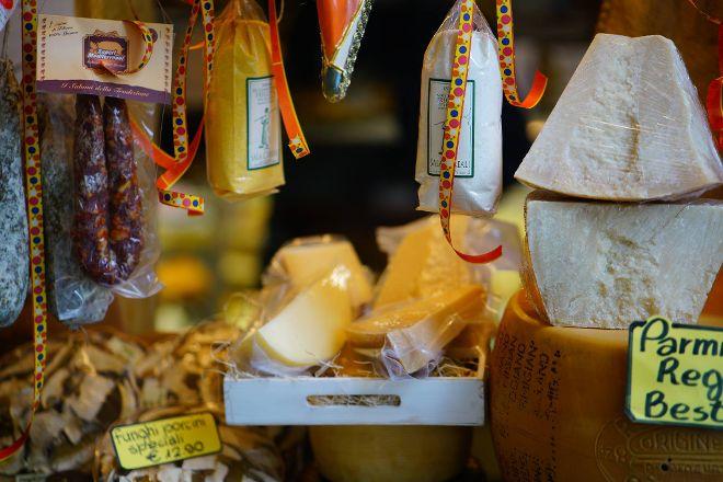 Prosciutto e Parmigiano ham&cheese To Go, Venice, Italy