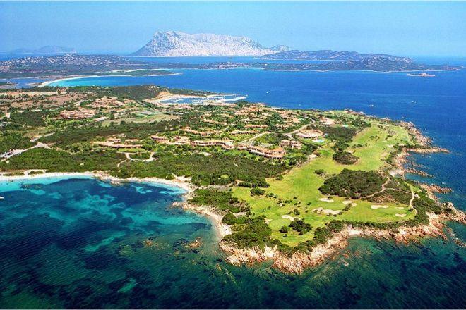 Puntaldia Golf Club, San Teodoro, Italy