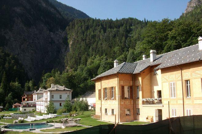 QC Terme Pre Saint Didier, Pre-Saint-Didier, Italy