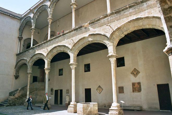 Regional Gallery (Galleria Regionale della Sicilia), Palermo, Italy