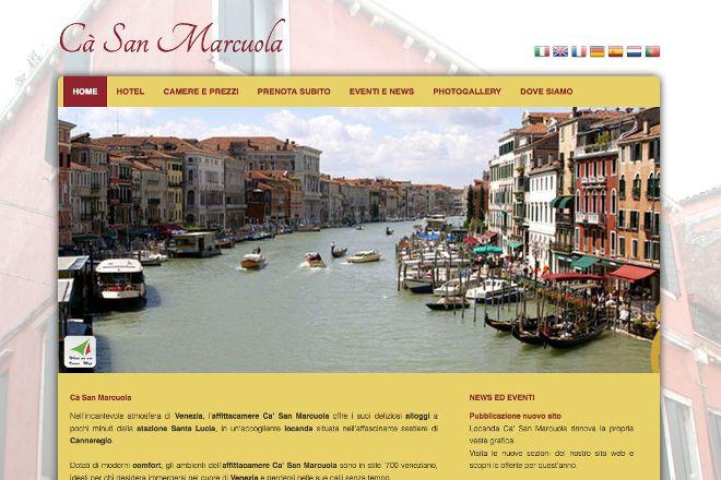 Rio di San Marcuola, Venice, Italy
