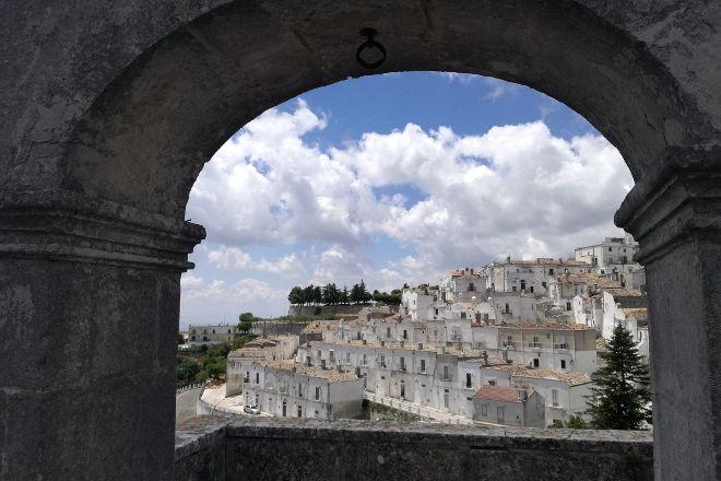 Rione Junno, Monte Sant'Angelo, Italy