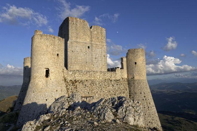Rocca Calascio, Calascio, Italy