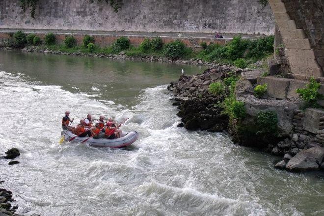Roma Rafting, Rome, Italy
