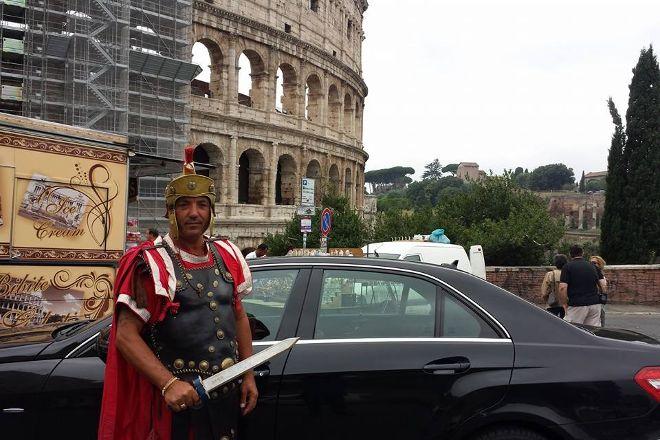 Roman Limousine Service, Rome, Italy