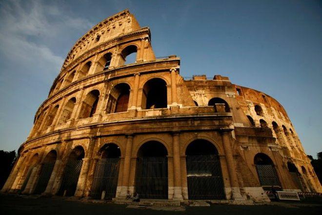 Rome Free Tour, Rome, Italy