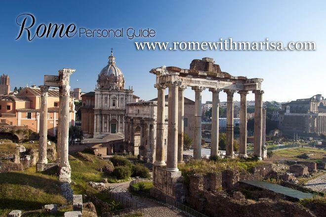 Rome with Marisa, Rome, Italy