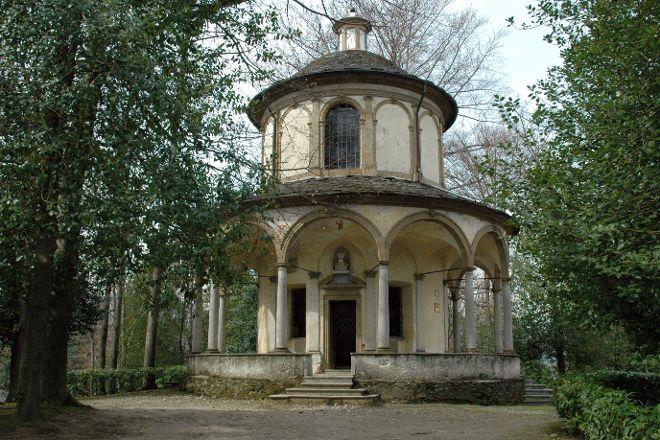 Sacro Monte di Orta, Orta San Giulio, Italy