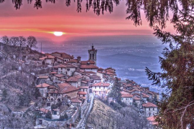 Sacro Monte Unesco di Varese, Varese, Italy